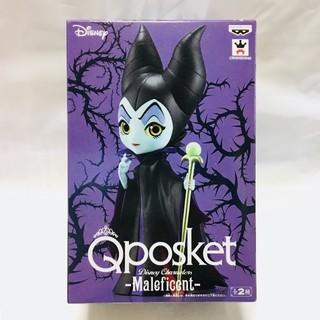 Disney - ✨ Qposket ✨ディズニー フィギュア マレフィセント Aカラー 新品