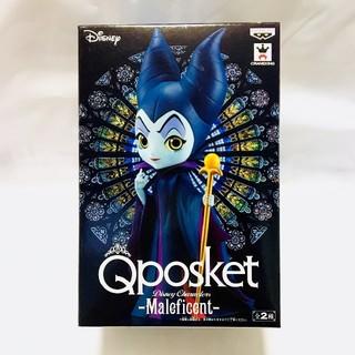 Disney - ✨ Qposket ✨ディズニー フィギュア マレフィセント レアカラー 新品