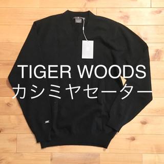 NIKE - 定価3.9万円 新品 TIGER WOODS collection セーター