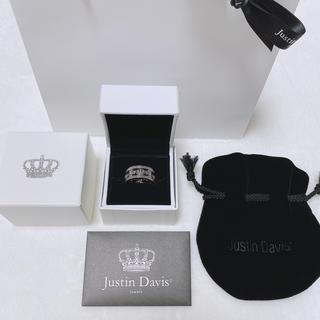 Justin Davis - Justin Davis♥ リング 22号