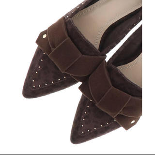 ランダ(RANDA)のRANDA レオパード (ローファー/革靴)