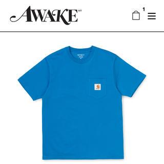 アウェイク(AWAKE)のMサイズ❗️Carhartt WIP Awake NY S/S T-Shirt (Tシャツ/カットソー(半袖/袖なし))