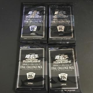 ユウギオウ(遊戯王)の遊戯王 Finalchallengepack 24pack 帯付き(シングルカード)