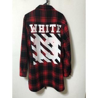OFF-WHITE - OFF-WHITE 14fw shirt