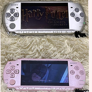 PlayStation Portable - 【値下げ中8800円→6800円  今月末まで】 PSP本体、ソフトセット販売