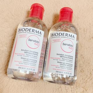 ビオデルマ(BIODERMA)のビオデルマ クレンジング サンビシオ クレンジング水(その他)
