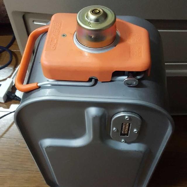 コロナ(コロナ)のコロナ  大火力ファンヒーター スマホ/家電/カメラの冷暖房/空調(ファンヒーター)の商品写真