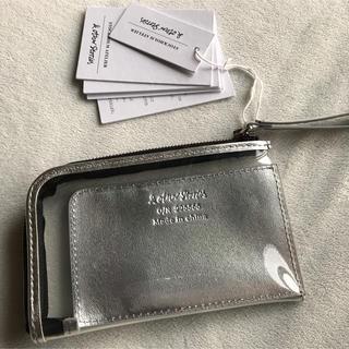 アクネ(ACNE)の日本未上陸 クリア コイン カード ケース(コインケース)