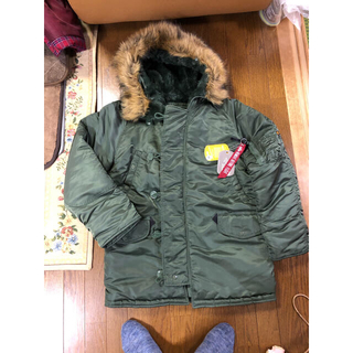 ALPHA INDUSTRIES - ALPHA N-3B