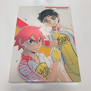 秋田書店 - 弱虫ペダル GRANDE ROAD Vol.01 blu-ray版