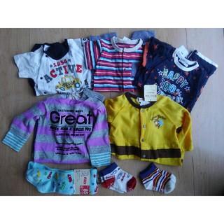 エフオーキッズ(F.O.KIDS)の新品 未使用 ベビー 子供 子供服 赤ちゃん 服 タイツ ロンパース 靴下(ロンパース)