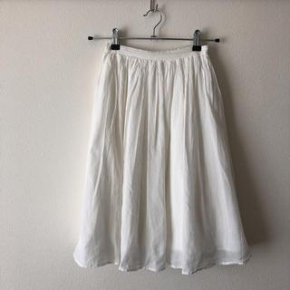フリーズマート(FREE'S MART)のフリーズマート 新品 ガーゼスカート S(ひざ丈スカート)