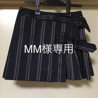 ヴィヴィアンウエストウッド(Vivienne Westwood)のSALE☆ ヴィヴィアンウエストウッド ラップスカート 巻きスカート(ミニスカート)