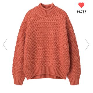 GU - カノコハイネックセーター