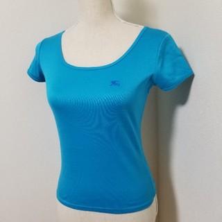 バーバリーブルーレーベル(BURBERRY BLUE LABEL)のバーバリー・ブルーレーベル Tシャツ カットソー(Tシャツ(半袖/袖なし))