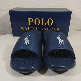 POLO RALPH LAUREN - 【26,5cm】ポロラルフローレン/シャワーサンダル/Rodwell/BLUE