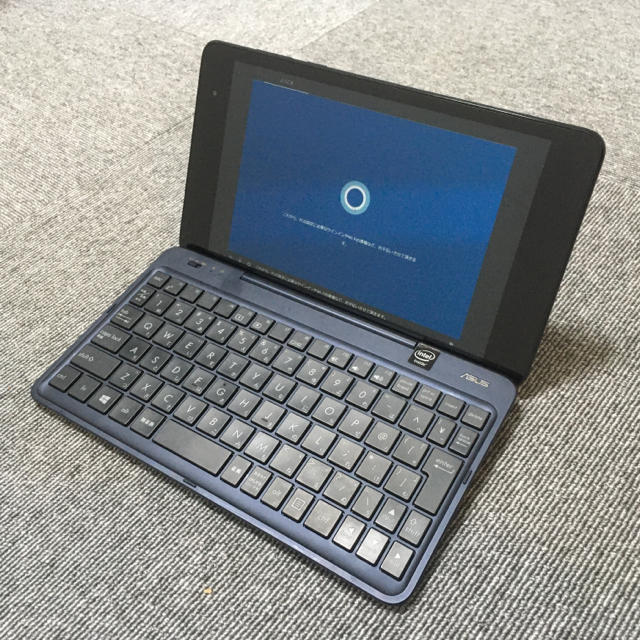 ASUS(エイスース)のASUS TransBook T90CHI スマホ/家電/カメラのPC/タブレット(ノートPC)の商品写真