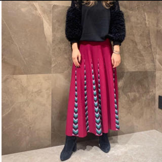 GRACE CONTINENTAL - グレースコンチネンタル  ロングスカート 新品