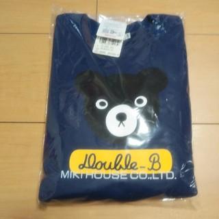 DOUBLE.B - 新品【ダブルB】トレーナー☆120