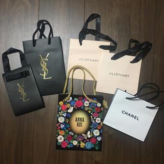Yves Saint Laurent Beaute - 【Yves Saint Laurent】ショップ袋 ショッパー6枚セット
