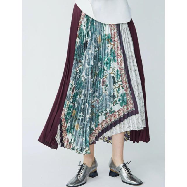 STUDIOUS(ステュディオス)の新品未使用 UN3D スカート レディースのスカート(ロングスカート)の商品写真