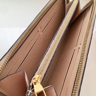 LOUIS VUITTON - 正規品ルイヴィトンアンプラントクレマンス 長財布