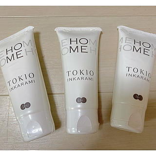 トキオ(TOKIO)の🌷新品未使用 TOKIO INKARAMI HOME 3本セット(トリートメント)