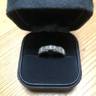 ティファニー(Tiffany & Co.)のティファニーアトラスダイヤ3Pリング(リング(指輪))