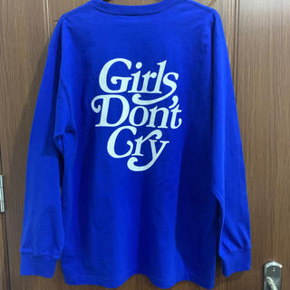 GDC - GIRLS DON' T CRY ロンT