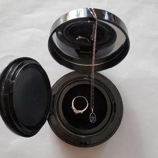 CHANEL - CHANEL ファンデーション ケース コンパクトミラー 小物入れ 鏡