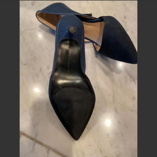 ZARA(ザラ)のZARA★美脚パンプス★ レディースの靴/シューズ(ハイヒール/パンプス)の商品写真
