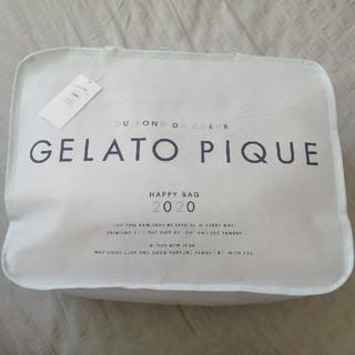 gelato pique - ジェラートピケ 福袋 2020 ルームウエア上下ソックス