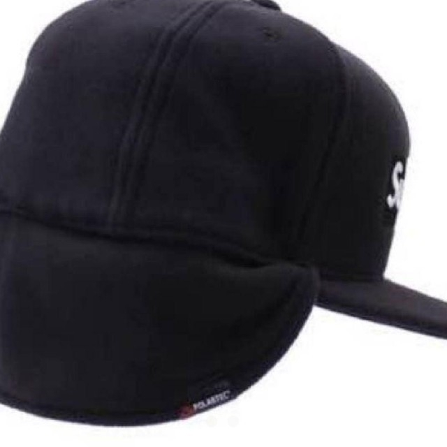 Supreme(シュプリーム)のPolartec Ear Flap New Era メンズの帽子(キャップ)の商品写真