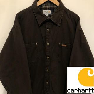 carhartt - カーハート   厚手シャツ