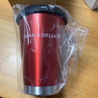 DEAN & DELUCA - 新品 ディーンアンドデルーカ カフェ限定 タンブラー ラズベリーレッド
