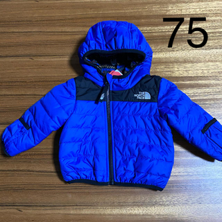 THE NORTH FACE - 新品‼️ベビーノースフェイス INFANT REV PERRITO JACKET