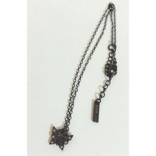 アナスイ(ANNA SUI)のANNA SUI アナスイ 蝶々モチーフのネックレス(ネックレス)