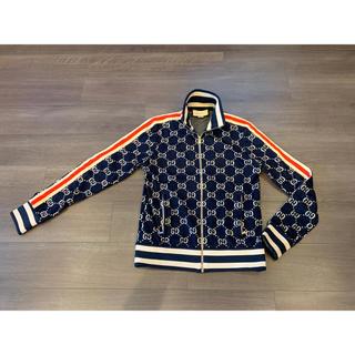 Gucci - 国内正規品 グッチ ジャカード ブルゾン ジャージ テクニカル s スウェット