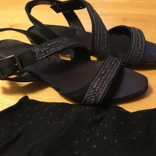 リーガル(REGAL)のサンダル(新品靴下おまけ)(サンダル)
