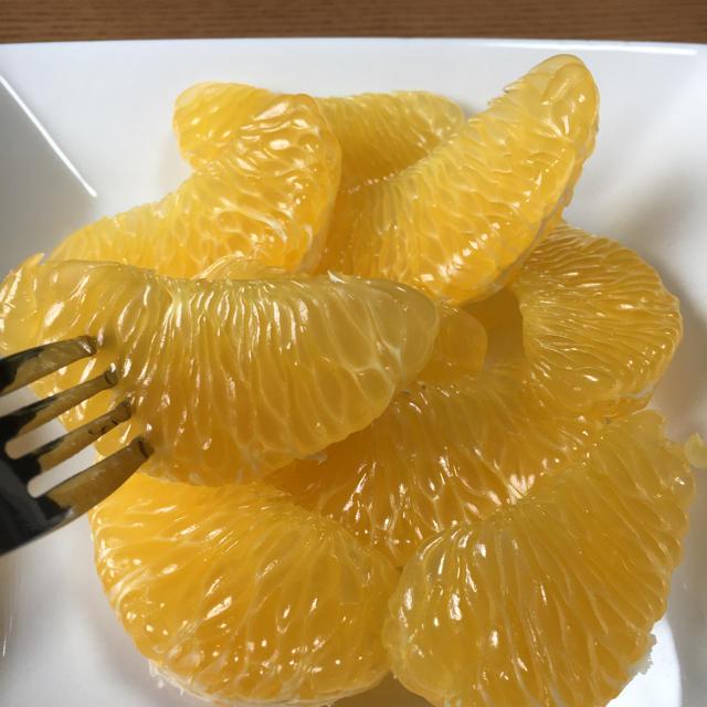 和歌山 はっさく ご家庭用 ムッキーちゃん 食品/飲料/酒の食品(フルーツ)の商品写真