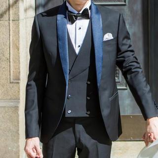 ルイジビアンキ タキシード 結婚式 披露宴 スーツ