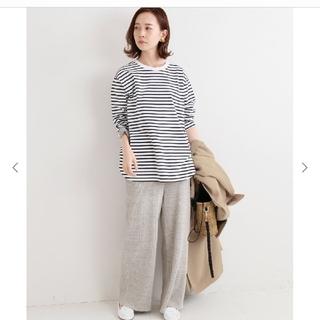 IENA - 新品タグつき☆イエナラウンドテールロングTシャツ