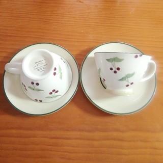 ローラアシュレイ(LAURA ASHLEY)のローラアシュレイ 食器 カップ&ソーサー(グラス/カップ)