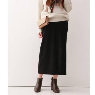 IENA -  2019aw SLOBE IENA サキソニーロングタイトスカート