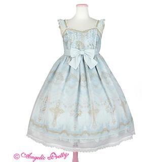 アンジェリックプリティー(Angelic Pretty)のCelestialジャンパースカート セット(ひざ丈スカート)