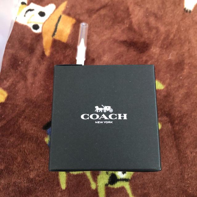 COACH(コーチ)のcoach メモ インテリア/住まい/日用品の文房具(ノート/メモ帳/ふせん)の商品写真