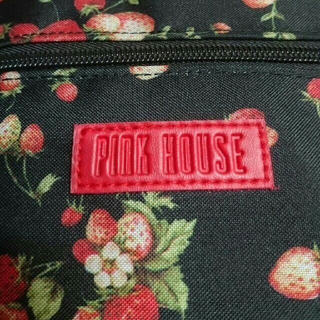 PINK HOUSE(ピンクハウス)のピーチ様用ピンクハウス/ショルダーバッグ レディースのバッグ(ショルダーバッグ)の商品写真