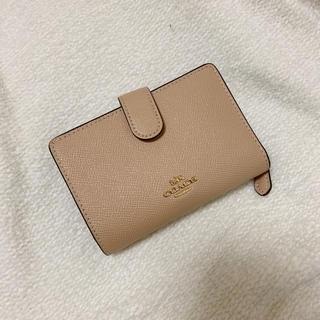COACH - COACH 二つ折り財布