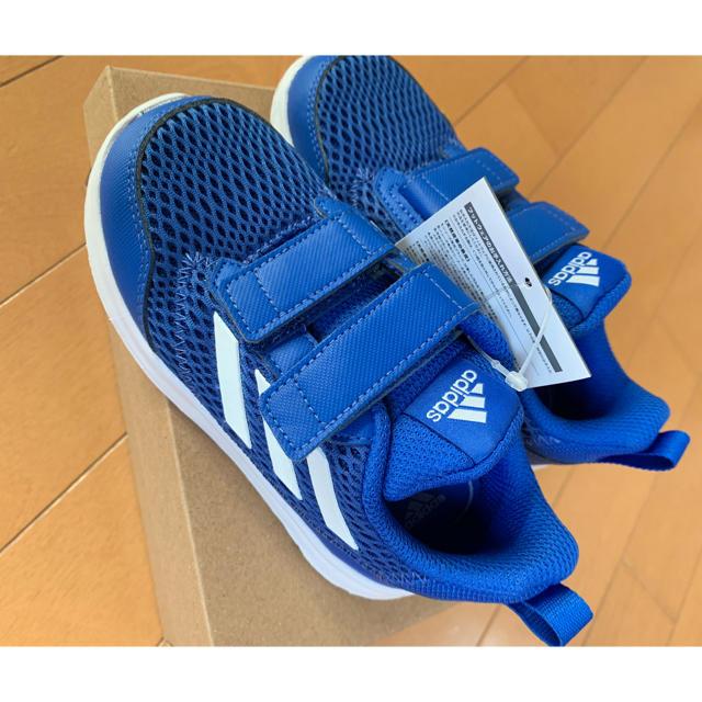 adidas(アディダス)のadidas アディダス  スニーカー 16cm キッズ/ベビー/マタニティのキッズ靴/シューズ(15cm~)(スニーカー)の商品写真