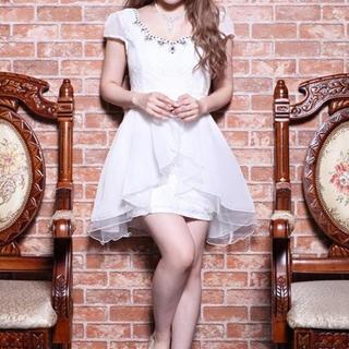 dazzy store - dazzy シフォン ドレス